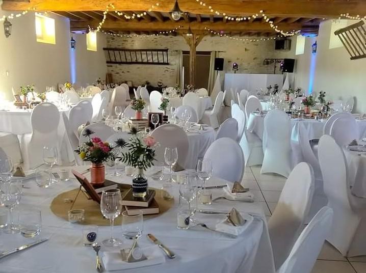 Etable De Veronge Location Salle Mariage 77 Reception A Louer